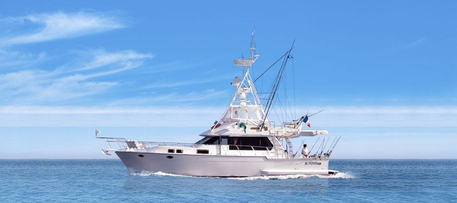 Pêche au gros en Méditerranée