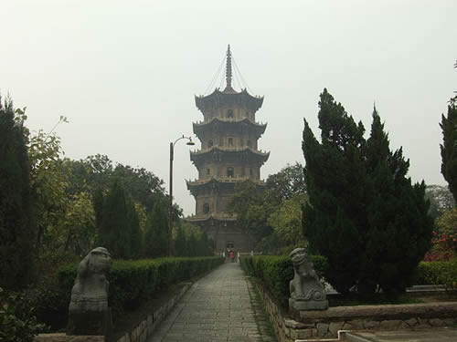 Temple Kaiyuan Quanzhou