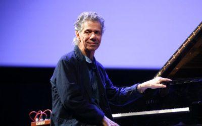 Décès de Chick Corea, pianiste au grand coeur, Herbie Hancock lui rend hommage