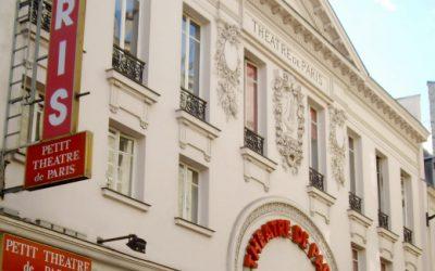 Découvrez le Théâtre de Paris