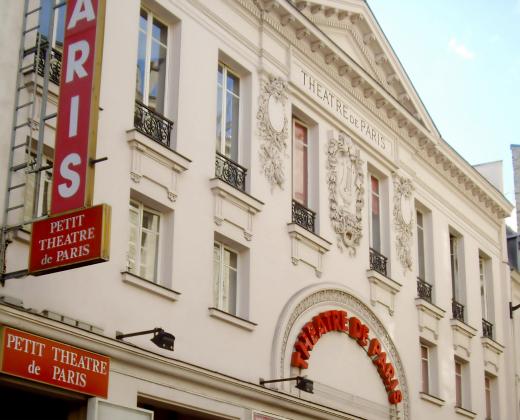 le theatre de paris